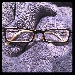 Used Designer Bebe glasses frames